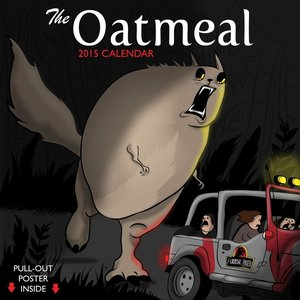 The Oatmeal 2015 Wall Calendar
