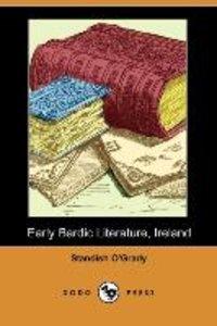 Early Bardic Literature, Ireland (Dodo Press)