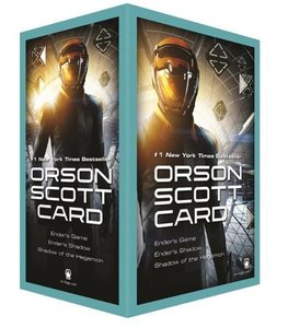 Ender's Game Mti Boxed Set I