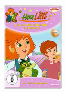 Hexe Lilli - Lilli und das Geheimnis des Parfums