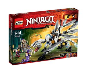 LEGO® 70748 - Ninjago Titandrache