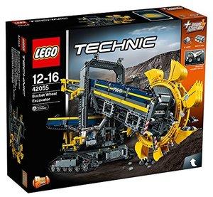 Lego 42055 Technic-Schaufelradbagger
