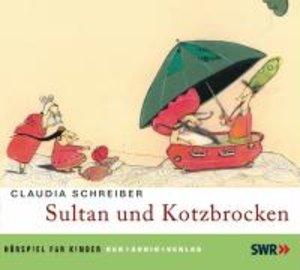 Sultan und Kotzbrocken. CD