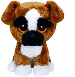 Ty Brutus Buddy-Boxer Hund, ca. 24cm