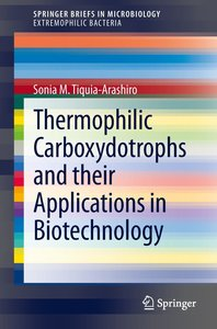 Thermophilic Carboxydotrophs and their Applications in Biotechno