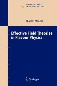Effective Field Theories in Flavour Physics