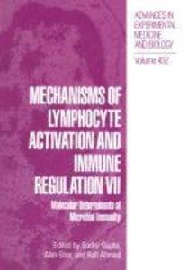 Mechanisms of Lymphocyte Activation and Immune Regulation VII