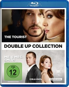 The Tourist / Mr. & Mrs. Smith. Double Up Collection