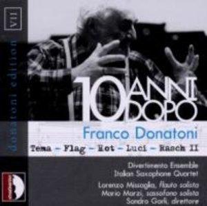 Franco Donatoni-10 Jahre danach