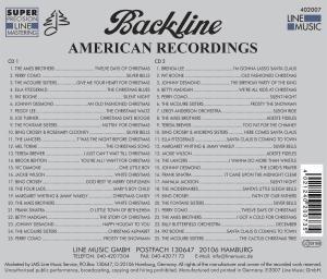 Backline-X-Mas Edition 2007