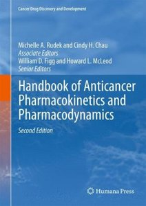 Handbook of Anticancer Pharmacokinetics and Pharmacodynamics