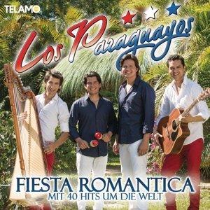 Fiesta Romantica-Mit 40 Hits um die Welt