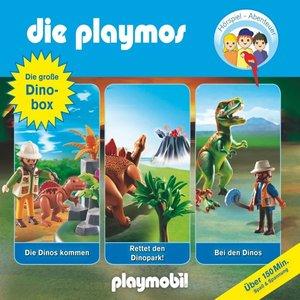 Die Playmos - Die große Dino-Box