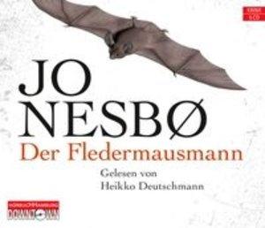 JO NESBO: DER FLEDERMAUSMANN