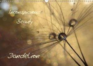 Inconspicuous Beauty - Dandelion (Wall Calendar 2015 DIN A3 Land