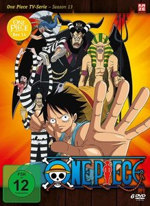 One Piece - TV-Serie - Box 14