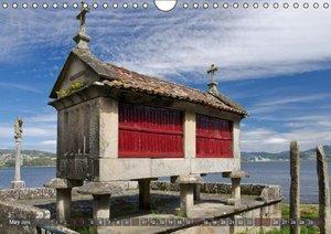Northwestern Spain (Wall Calendar 2015 DIN A4 Landscape)