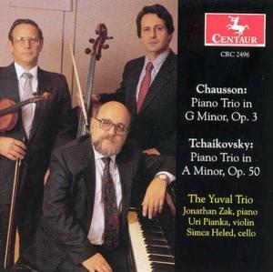 Klaviertrio op.3 g-moll/Trio a-moll