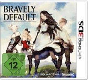3DS Bravely Default. Für Nintendo 3 DS
