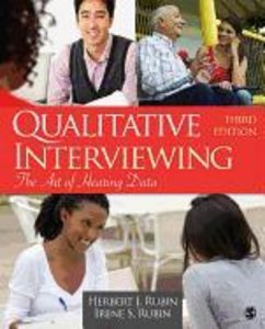 Qualitative Interviewing
