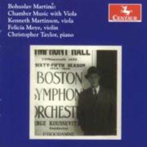 Kammermusik mit Viola
