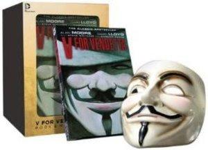 V for Vendetta Deluxe Collector Set