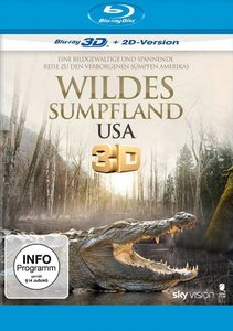 Wildes Sumpfland USA 3D