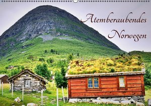 Atemberaubendes Norwegen (Wandkalender 2016 DIN A2 quer)