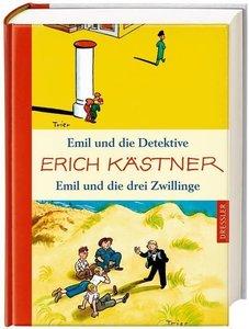 Kästner, E: Emil und die Detektive. Emil und die drei Zwilli