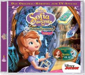 Disney - Sofia die Erste 13: Die geheime Bibliothek 1 + 2 (Speci