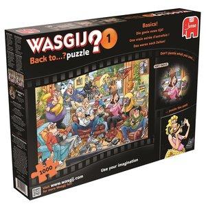 Wasgij - Back to 1 - 1000 Teile - Das waren noch Zeiten