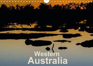 Western Australia / UK-Version (Wall Calendar 2015 DIN A4 Landsc
