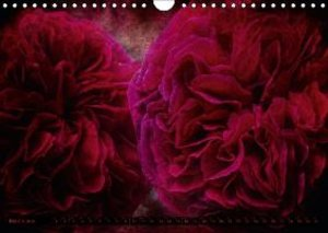 Gothic Roses (Wall Calendar 2015 DIN A4 Landscape)