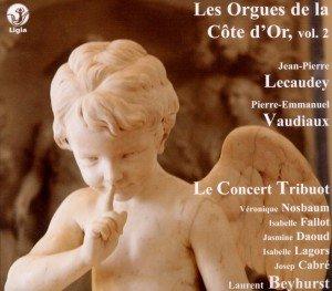 Die Orgeln der Cote d'Or,vol.2