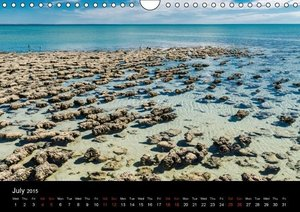 Western Australia / UK-Version (Wall Calendar 2015 DIN A4 Landsc