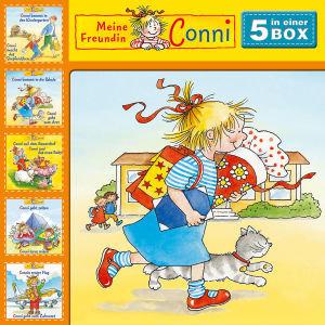 Conni-5-CD Hörspielbox Vol.1