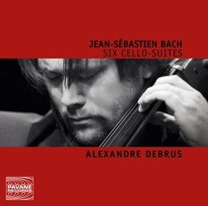 The Six Cello Suites BWV 1007-1012