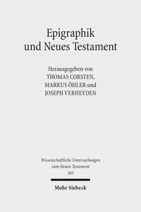 Epigraphik und Neues Testament