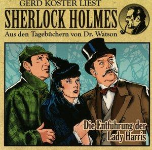 Die Entführung Der Lady Harris (Hörbuch)