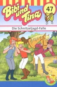 Bibi und Tina 47. Die Schnitzeljagd-Falle. Cassette