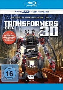 Transformers Box 3D