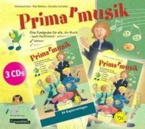 Primar-Musik. Medienpaket