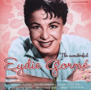 The Wonderful Eydie Gorme