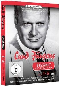 "Curd Jürgens erzählt ""Die Kurzfilme"" (Folge 1-6)"