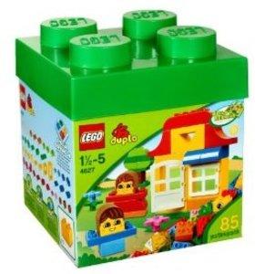 LEGO® Duplo Steine & Co. 4627 - Bauspaß Set