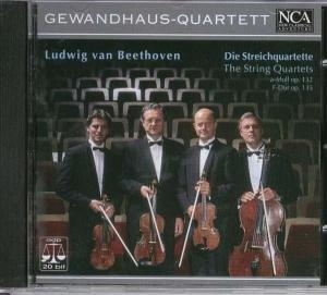 Streichquartette op.132 & op.135