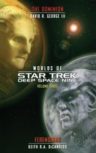 Worlds of Star Trek Deep Space Nine, Volume Three
