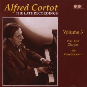 Die späten Aufnahmen Vol.3-1949-51