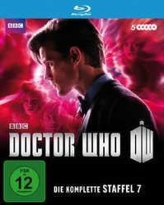 Doctor Who-Staffel 7-Komplettbox (5 Discs)