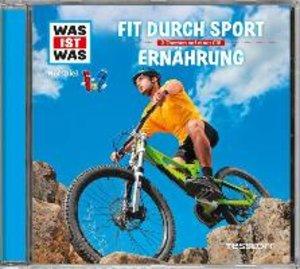 Was ist was Hörspiel-CD: Sport/ Ernährung